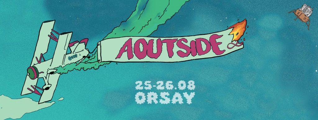 Festival de musique Aoutside