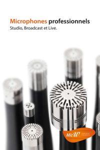 Microphones professionnels