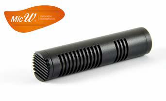 MicW: Microphones à technologie innovante