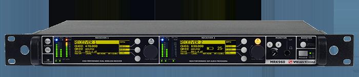 MRK 960 - Récepteur double UHF diversity