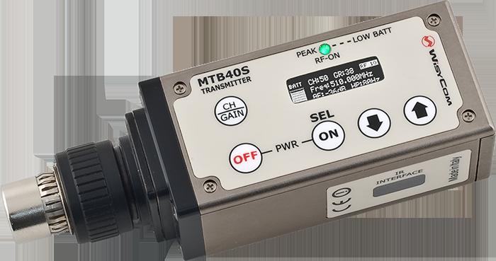 MTB 40S - Emetteur ''plug on''