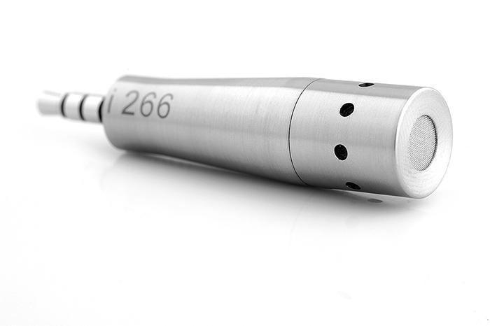 i266 - Micro miniature électret professionnel