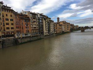 Fleuve Arno à Florence