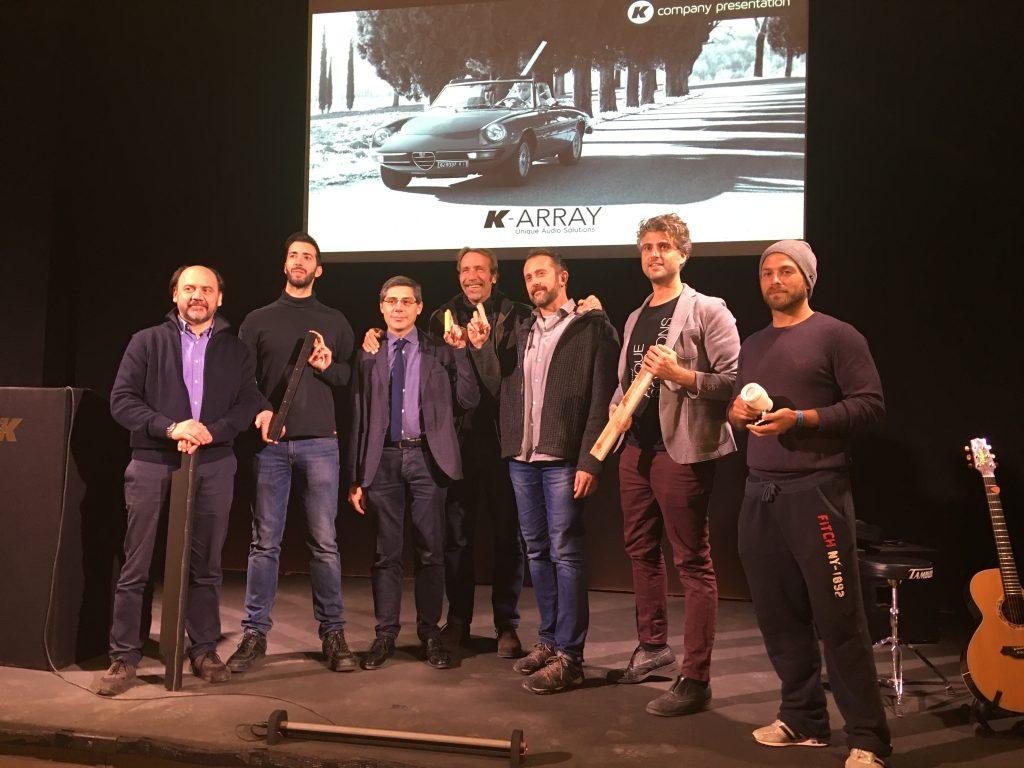 K-ARRAY: L'élégance et la créativité italiennes