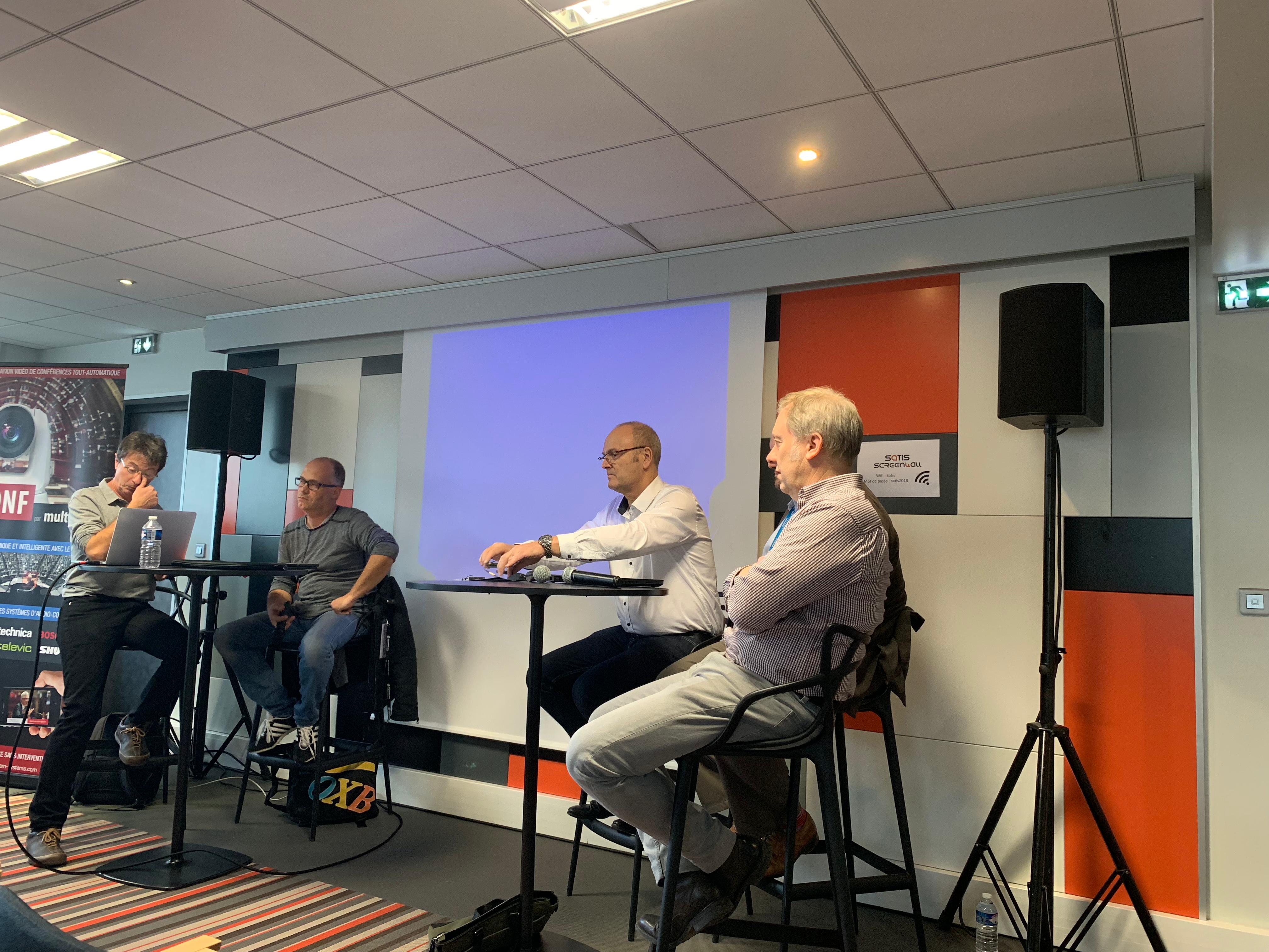 SATIS : Conférence - Intervenant Rodolphe Fabbri