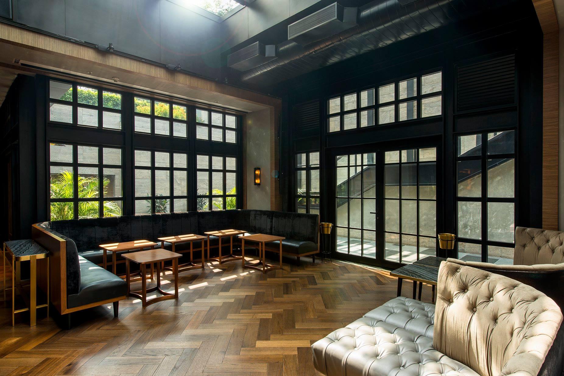 NOI Lounge bar de Delhi