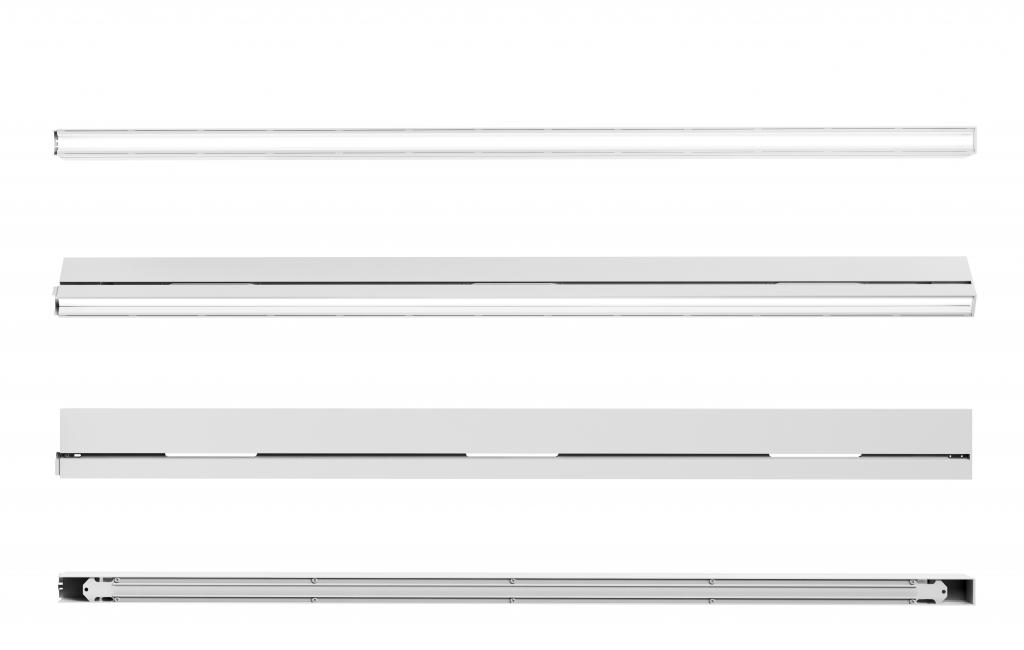 RAIL - Qualité audio et éclairage premium