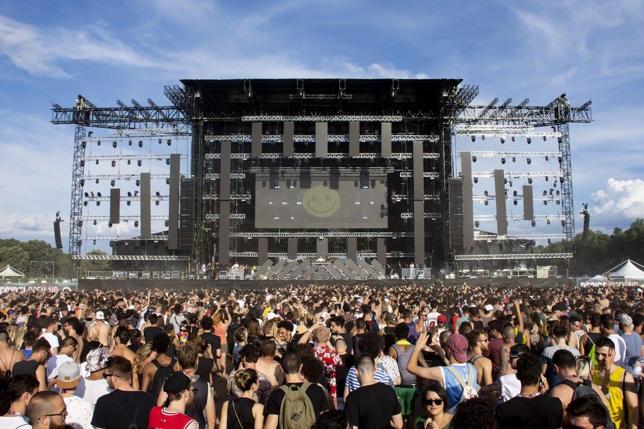 Grand concert à Florence