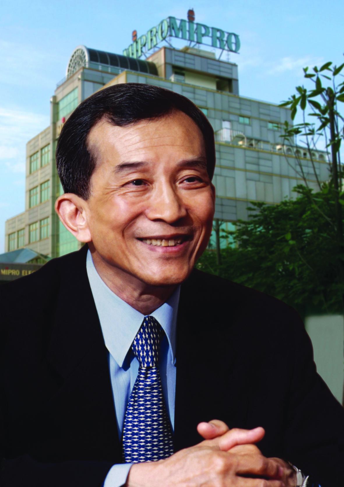 K.C. Chang, le fondateur