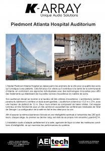 Piedmont Atlanta Hospital Auditorium