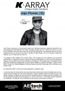 Jojo Flores   DJ