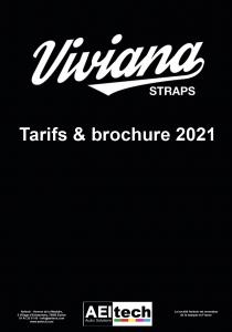 Brochure & Tarif 2021